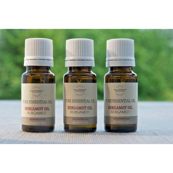 BN03173 Botanicus 100% Bergamot Essential Oil 10ml