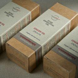 BN03188 Botanicus 100% Ginger Essential Oil 10ml