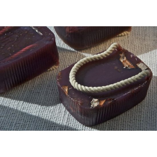 BN05139 Botanicus Soap on a Rope - Apple & Blackberry 190g