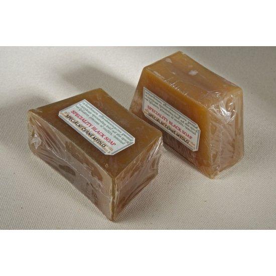 BN05471 Botanicus Black SOAP 125g