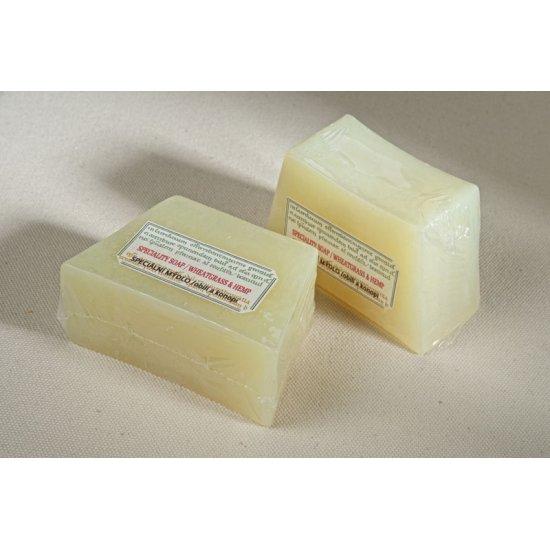 BN05480 Botanicus Wheatgrass+Hemp SOAP 125g