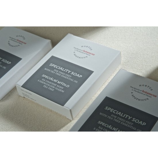 BN05980 Botanicus  SPECIALITY SOAP TIRED FEET 80g