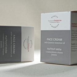 BN41182 Botanicus Face Cream with Jasmine Essential Oil 50g