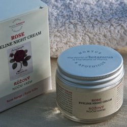 BN45004 Botanicus Rose Eyeline Night Cream 50g