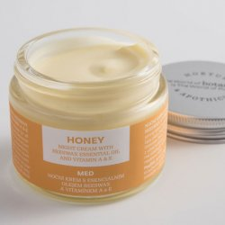 BN61001 NIGHT CREAM WITH BEESWAX ESSENTIAL OIL AND VITAMIN A, E