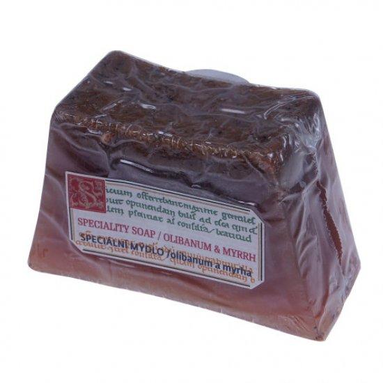 BN05476 Botanicus olibanum+myrrh soap 125g