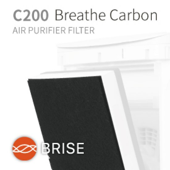 BR02 Brise Carbon Pre-filter for C200