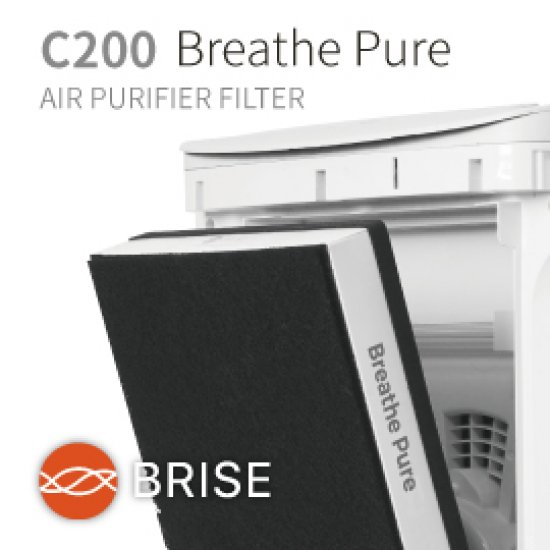 BR05 Brise Pure Main-filter for C200