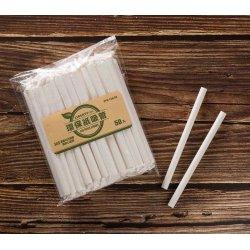 BT1530 Single Paper Straw 1.2 X 20cm X 50 pcs