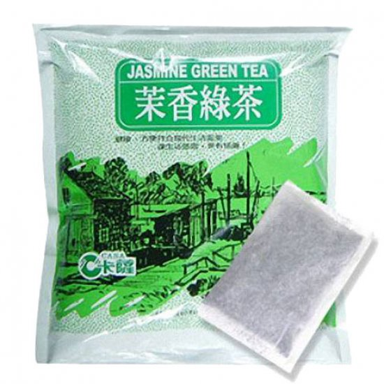 CA02 Green Tea + Jasmine 60g X 10 bags