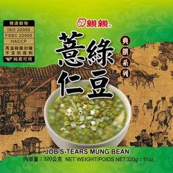 CC01 Mung Bean Drink 320g