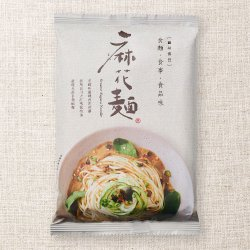 CH01 賈以食日 麻花麵(1袋4包入)