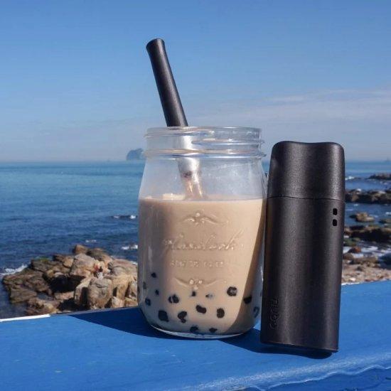 CL10 Nubo Blue Whale Straw CS11 Black Coffee