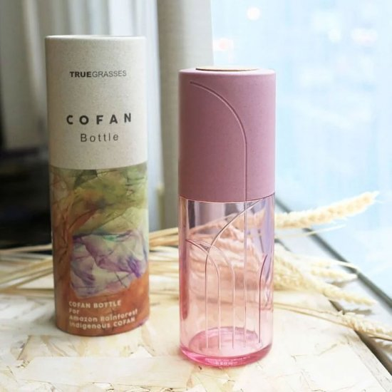 CL26 Cofan Bottle Pink