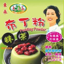 DC33 Macha Pudding Powder 105g
