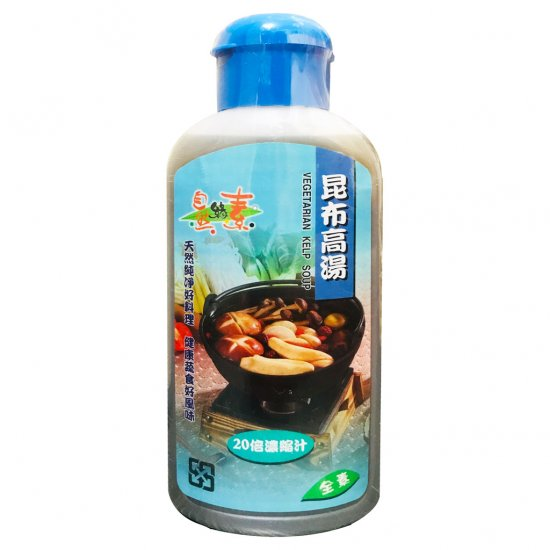 DF02 Vegetarian Kelp Soup 350g