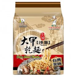 DJ12 Daja Noodle ShaCha Flavor