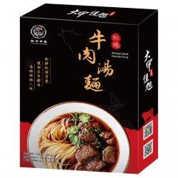 DJ22 Daja Noodle Braised Beef Flavor Box