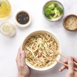 FN11 Dry Noodle with Sesame sauce 500g