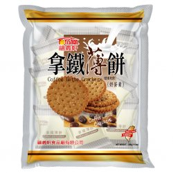 FY24 Coffee Latte Crackers 320g