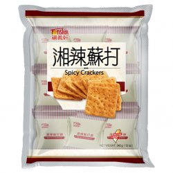 FY26 Spicy Crackers 340g