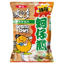 HY26 Spicy Potato Chips Oyster 78g