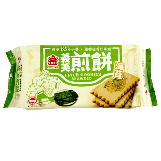 IM06 Seaweed cookie 115g