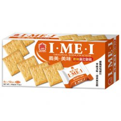 IM09 Soda cracker original 192g