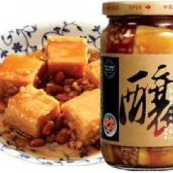 JC05 Fermented Bean Curd 350g