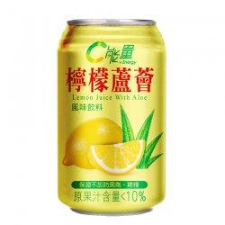 JC30 Lemon Juice with Aloe 320ml