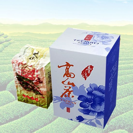 JP02 Taiwan 4 Season Tea 150g