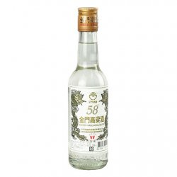 KK01 Kingmen Kaoliang Liquor 58% 300ml