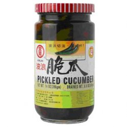 KL04 Pickled Cucumber 396g