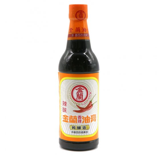 KL25 Spicy Soy Sauce 590ml