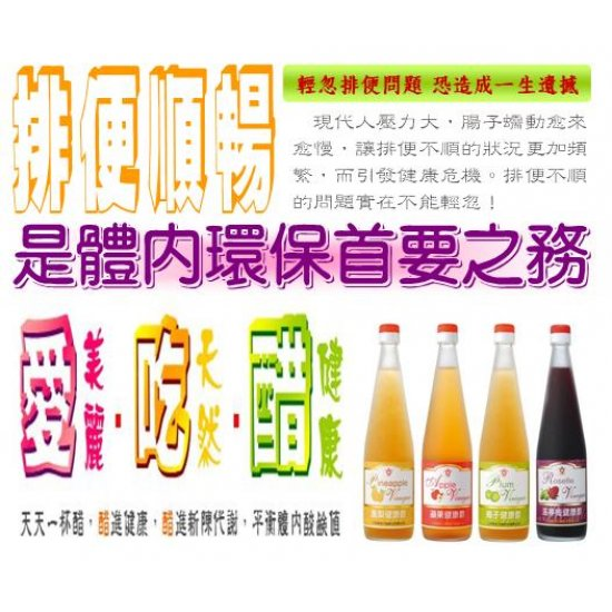 KY02 Gassho Vinegar Apple Flavor 500ml