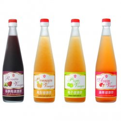 KY03 Gassho Vinegar PineApple Flavor 500ml