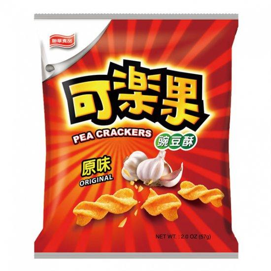 LH01 Koloko Pea Crackers 57g