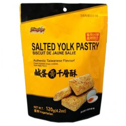 MC10 Salted Egg Yolk Flavor Cookie 120g