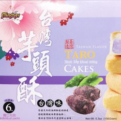 MC13 Taiwan Taro Cake 150g