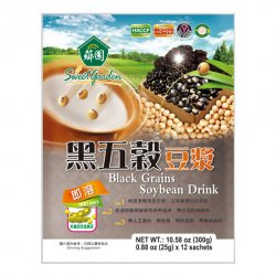 SG04 Black Grains Soybean Drink 300g