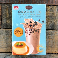 SK10 Boba Tea Pudding Powder 100g
