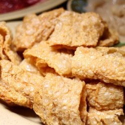 SLA8 Fried bean curd sheer 200g