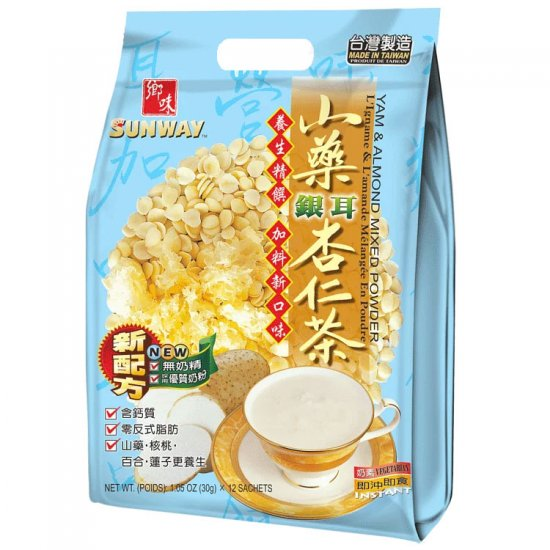 SU03 Yam &Almond Mixed Powder 360g