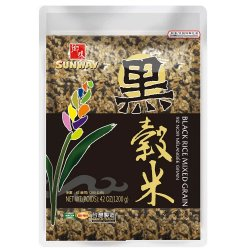 SU04 Black Rice Mixed Grain 1200g