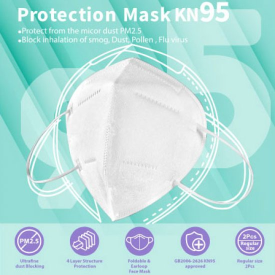 SY22 Skylar FFP2 Face Mask 2pcs