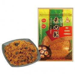 TF02 Vegetarian floss Sesame+Seaweed 300g