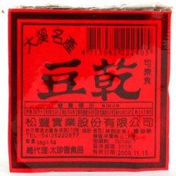 TJ11 太珍香 紅標方塊豆干 175g