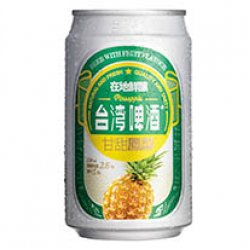 TL06 Taiwan Beer PineApple 330ml
