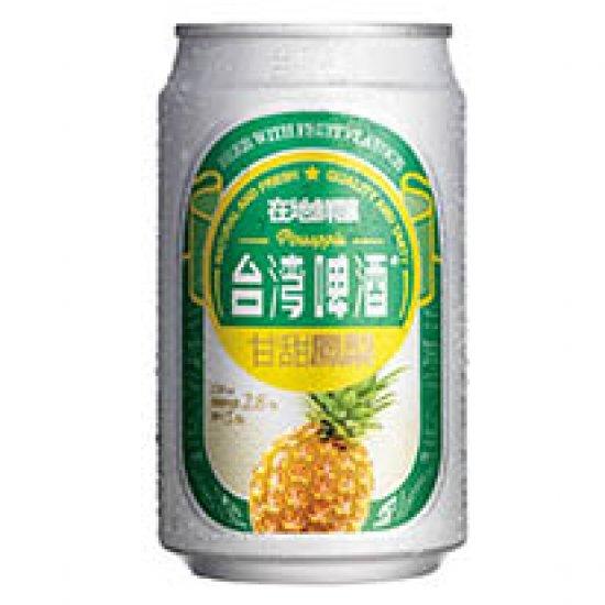 TL06 Taiwan Beer PineApple 330ml