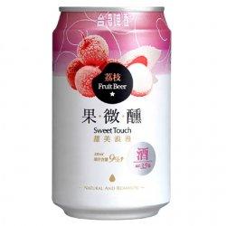 TL12 Taiwan Beer LiChi 330ml